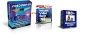 Thumbnail *NEW!* Video Pop In Genius PLR + Bonus Advertising Software