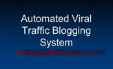 Thumbnail *NEW!* Automated Secret Viral Blog Traffic System Video