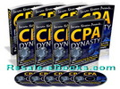 Thumbnail *NEW!* CPA Dynasty PLR - Step by Step CPA Course That Expose