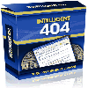 *NEW!* Intelligent 404 Software - MASTER RESALE RIGHTS | Advice, Guidance and Examples of 404 error pages