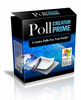 Thumbnail *NEW!*  Poll Creator Prime With MRR
