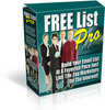 Thumbnail *NEW!* Free List Pro with Master Resale Rights