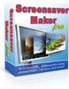 Thumbnail *NEW!* Screensaver Maker Pro - With Private Label Rights