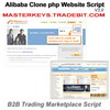 Thumbnail *NEW!* Alibaba Clone Php B2b Marketplace Website Script