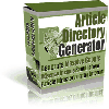 Thumbnail *NEW!*  Article Directory Generator - PRIVATE LABEL RIGHTS | Generate Massive Google Adsense Income Running Your Own Article Directory on the Internet