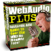 *NEW!* Web Audio Plus | Add Streaming Audio To Your Website + Master Resell Rights