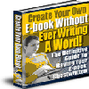 Thumbnail *NEW* Create Your Own Ebook Without Ever Writing A Word! - MASTER RESALE RIGHTS