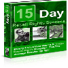 *NEW!* 15 Days To Resell Rights Success - MASTER RESALE RIGHTS | Own The 15 Day Reseller s Success Roadmap!