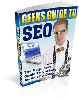 *NEW!*	 Learn Search Engine Optimization | The Geeks Guide to SEO - MASTER RESALE RIGHTS