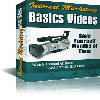 *NEW!* Internet Marketing Basics Videos - 291 Minutes of Exclusive Video Tutorials