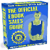 Thumbnail *NEW* The Official eBook Sales Guide -  An amazing new eBook shows you how to sell hundreds of eBooks per year!