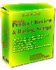 Thumbnail *NEW!*	 Simple Product Review & Rating Site Php Script  - MASTER RESALE RIGHTS