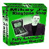 Thumbnail *NEW!* Ringtone Shop - Mobile Entertainment Content Ringtone Script - Fully stocked automated ringtone website! Sell ringtones online!