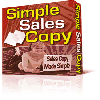 *NEW!*  Simple Sales Copy | Instantly Generate Cash-Producing