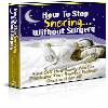 Thumbnail *NEW* How to Stop Snoring WITHOUT Surgery!  Step By Step System Teaches You How To Stop Snoring Naturally