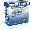 Thumbnail *NEW!*  Super Squeeze Page Generator  w Resell | New technology in list building and web site conversion