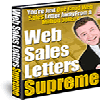 Thumbnail *NEW!*  Web Sales Letters Supreme - RESALE RIGHTS
