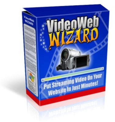 Product picture *NEW!* Video Web Wizard With Master Resale Rights