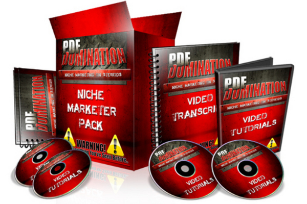 Product picture *NEW!* Pdf Domination With Master Resell Rights
