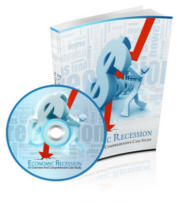 Product picture *NEW!* Economic Recession - Audio eBook with MRR audio book