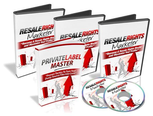 Product picture *NEW!* Resale Rights Marketer with Master Resale Rights