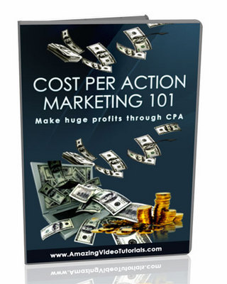 Product picture *NEW!* Cost Per Action CPA Marketing 101 Video Series MRR