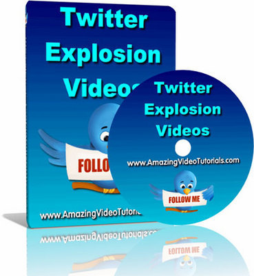 Product picture *NEW!* Twitter Explosion Videos + Bonus MRR!