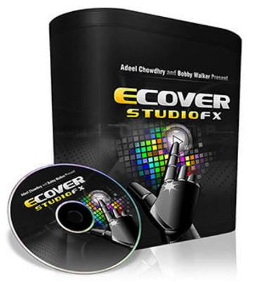 Product picture *NEW!* ECOVER CREATOR Create Beautiful Graphics W 1 Click