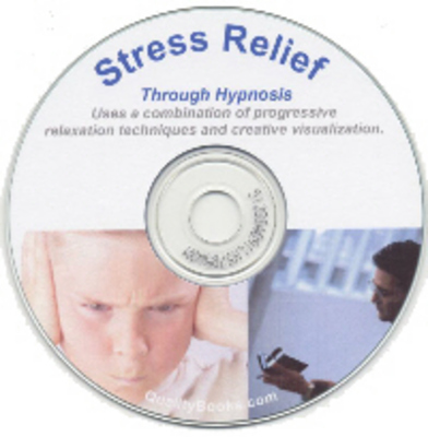 Product picture *NEW!* Stress Relief with Hypnosis Audio