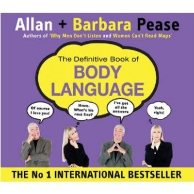 Product picture *NEW!* The Definitive Book of Body Language Audio MP3