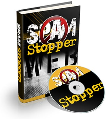 Product picture *NEW!* Spam Stopper Plr Ebook Audio