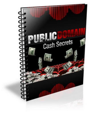 Product picture *NEW!* Public Domain Cash Secrets With Private Label Rights