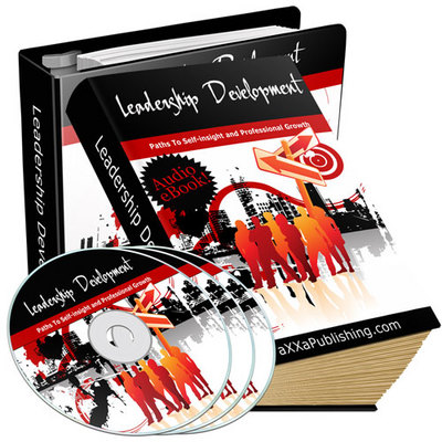 Product picture *NEW!* Leadership Development Audio And Pdf Plr!