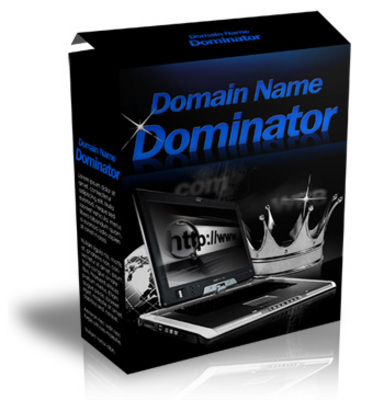 Product picture *NEW!* Domain Name Dominator Software Master Resell Rights