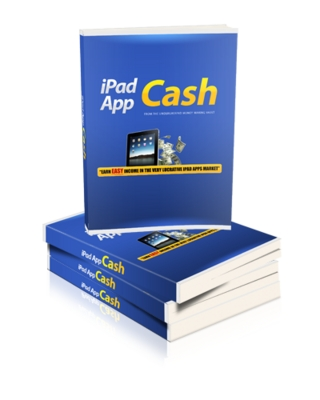 Product picture *NEW!* iPad Apps Cash Formula ! Master Resale Rights!