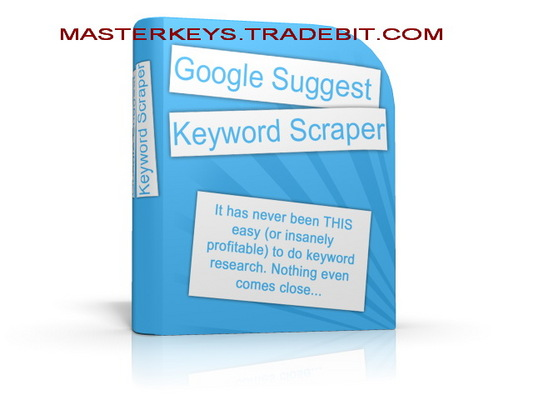 Product picture *NEW!* Google Keyword Scraper PLR