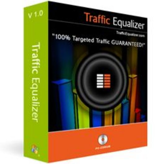Product picture *NEW!* Traffic Equalizer- Targeted Website Traffic Software