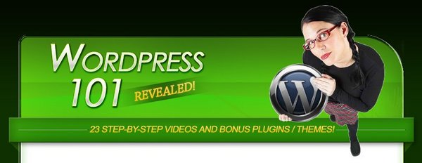 Product picture *NEW!* Wordpress 101 Revealed PLR with 23 Videos 50 Template