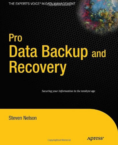 Product picture *NEW!* Pro Data Backup and Recovery eBook