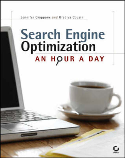 Product picture *NEW* Search Engine Optimization An Hour a Day