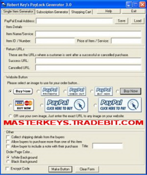 Product picture *NEW!* PayLock Generator | PayLock PayPal Button Maker - Protect your Paypal download