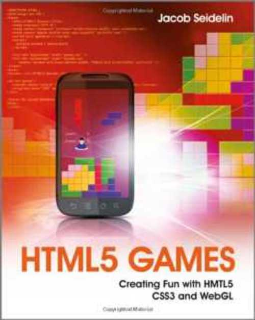 Product picture *NEW* HTML5 Games eBook: Creating Fun with HTML5, CSS3, and