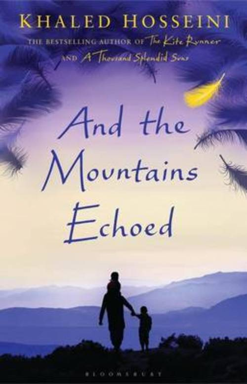 Product picture *NEW* And the Mountains Echoed by Khaled Hosseini (epub,PDF)