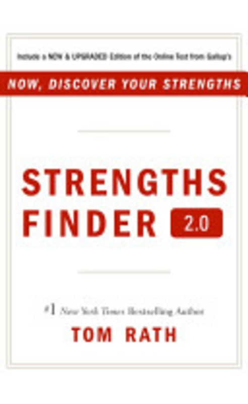 Product picture *NEW!* StrengthsFinder 2.0 (PDF, EPUB) by Tom Rath