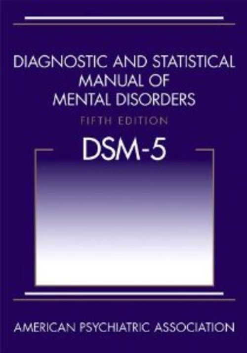 Product picture *NEW!* Diagnostic and Statistical Manual of Mental Disorders