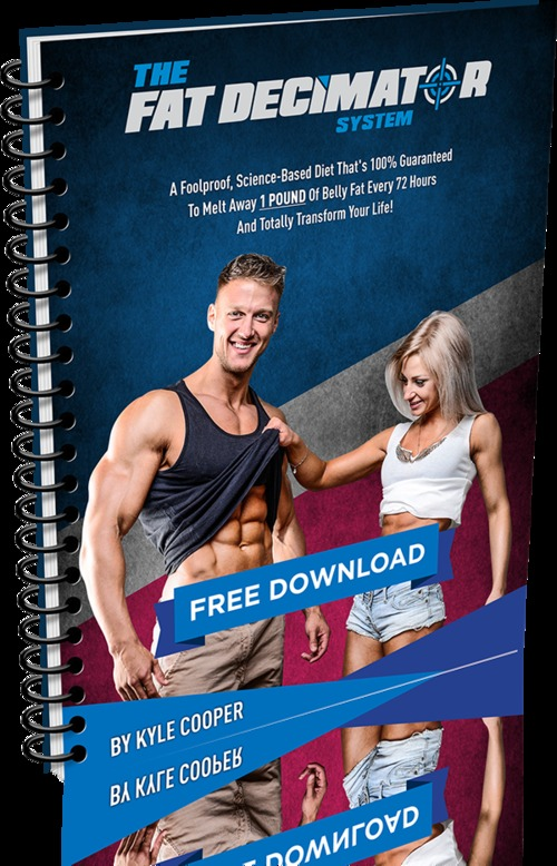 Product picture *NEW!! Free Report PDF of  The Fat Decimator System eBook