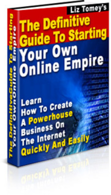 Product picture *NEW!* The Definitive Guide To Starting Your Own Online