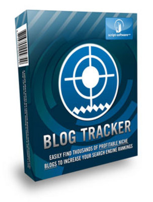 Product picture *NEW!* Blog Tracker With Resale Rights - Affiliate Marketing