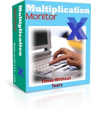Product picture  *NEW!* Multiplication Monitor - Master Resale Rights