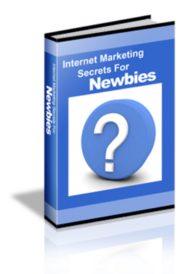 Product picture  *NEW!* Internet Marketing Secrets For Newbies The Video Series - Master Resale Rights